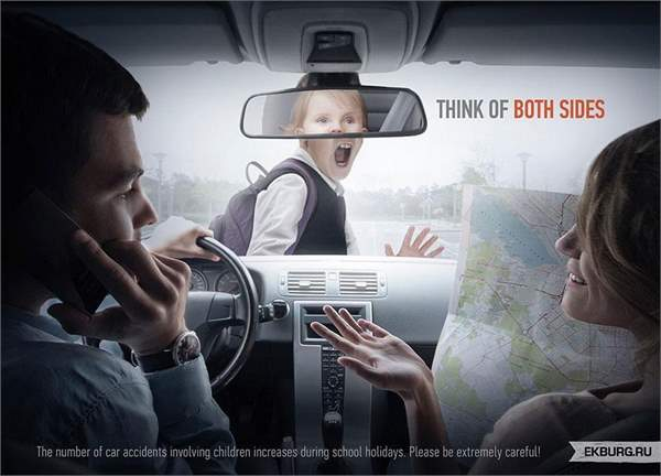Distracted Driving Ad
