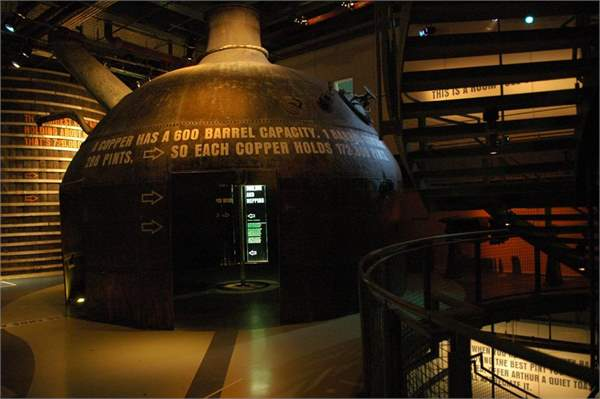 Guinness Storehouse Travelling Ireland: where to visit, eat and stay