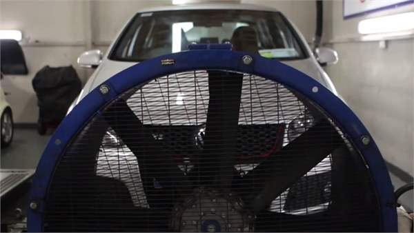 project gti dyno session