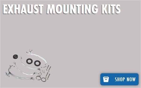 exhaust mountings