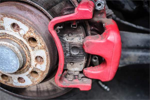 VW Golf Rear Brake Discs and Pads