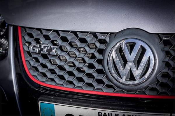 Project GTi grille
