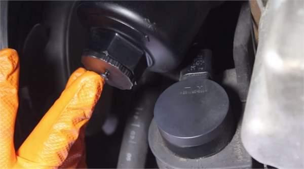 oil change 6
