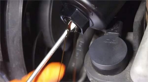 oil change 8