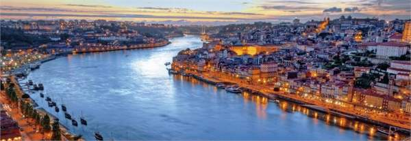 guide to driving in Portugal - porto