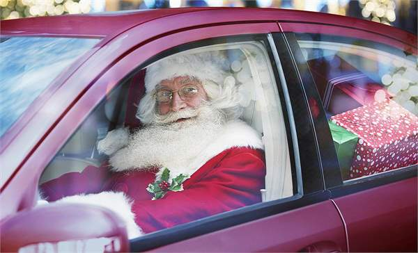 Staying Safe On The Roads This Christmas
