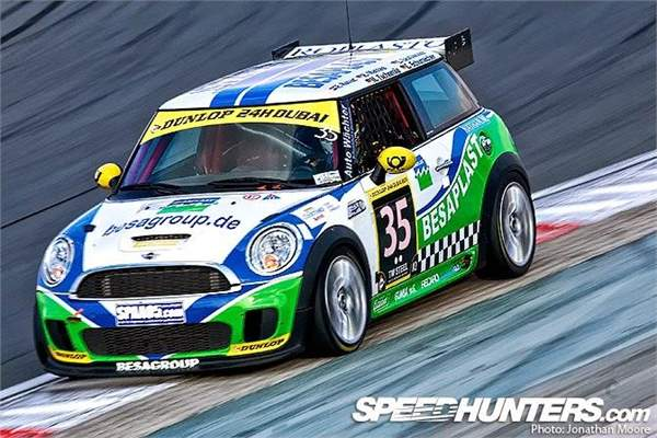choosing a track day car on a budget - mini cooper