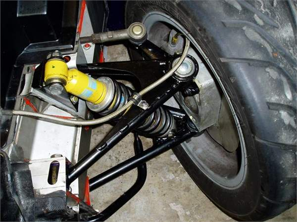 Important Track Day Modifications - braided brake lines