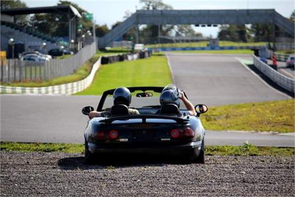 mx5 Track Day