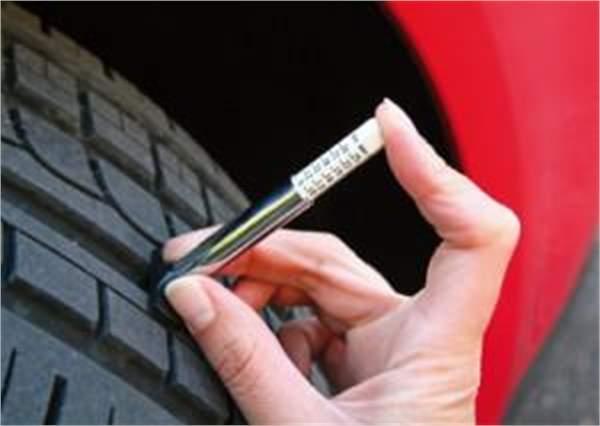 Using a Tyre Depth Gauge