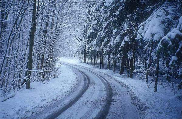 Winter Driving - Everything you Need to Know