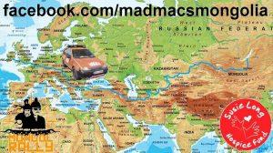 2016 Mongol Rally: Meet Team Mad Macs