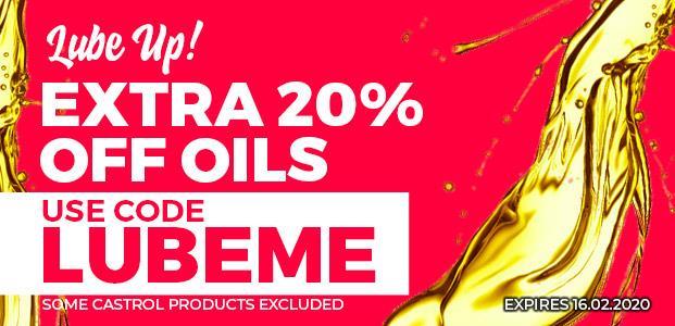 VDay Oils