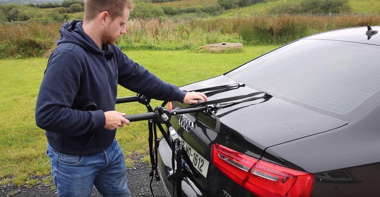 Product Review: New Cruiser Rear Mounted Bike Carrier
