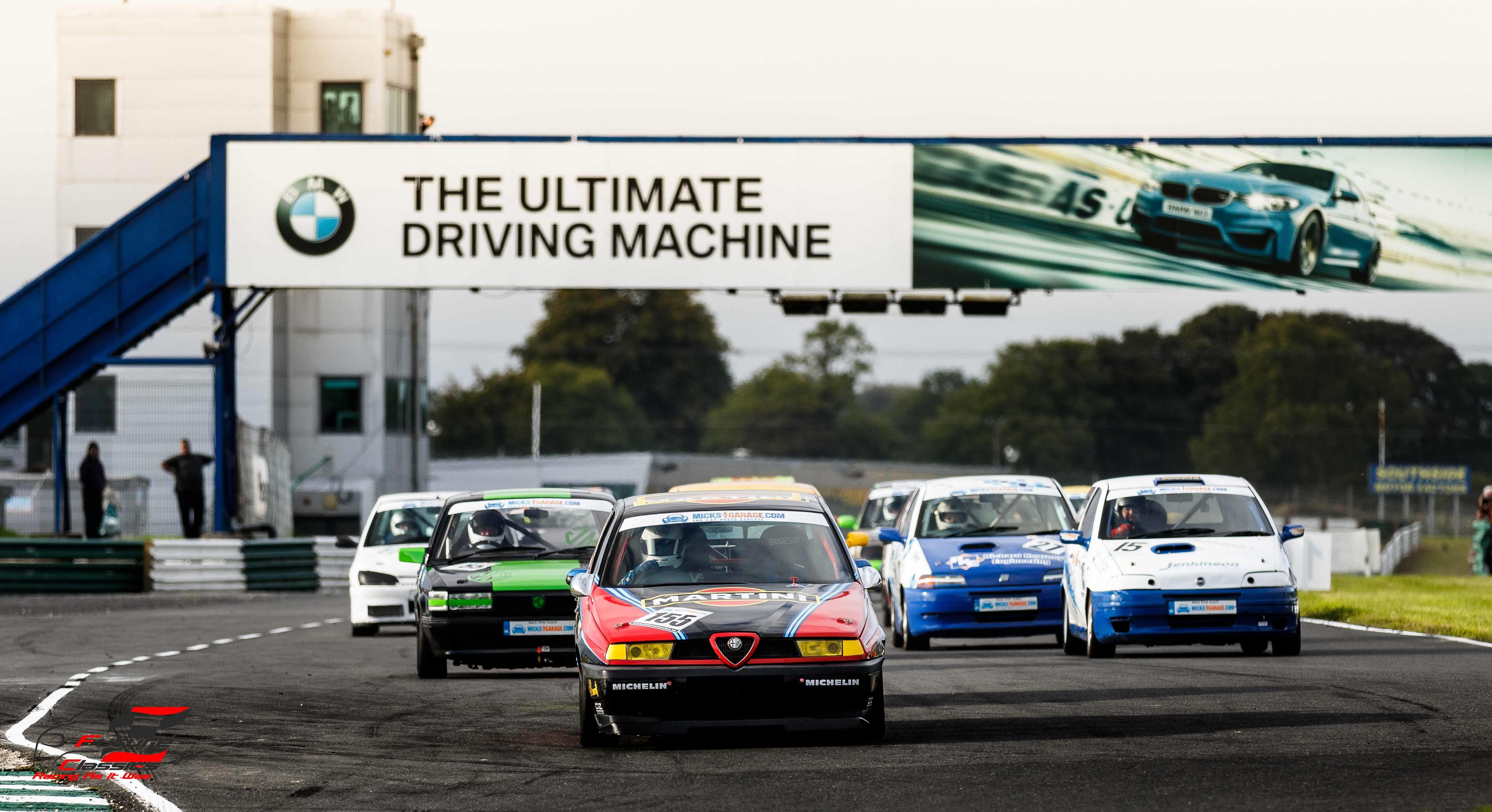 Race Report: MicksGarage.Com Future Classic Racing Rounds 8 & 9