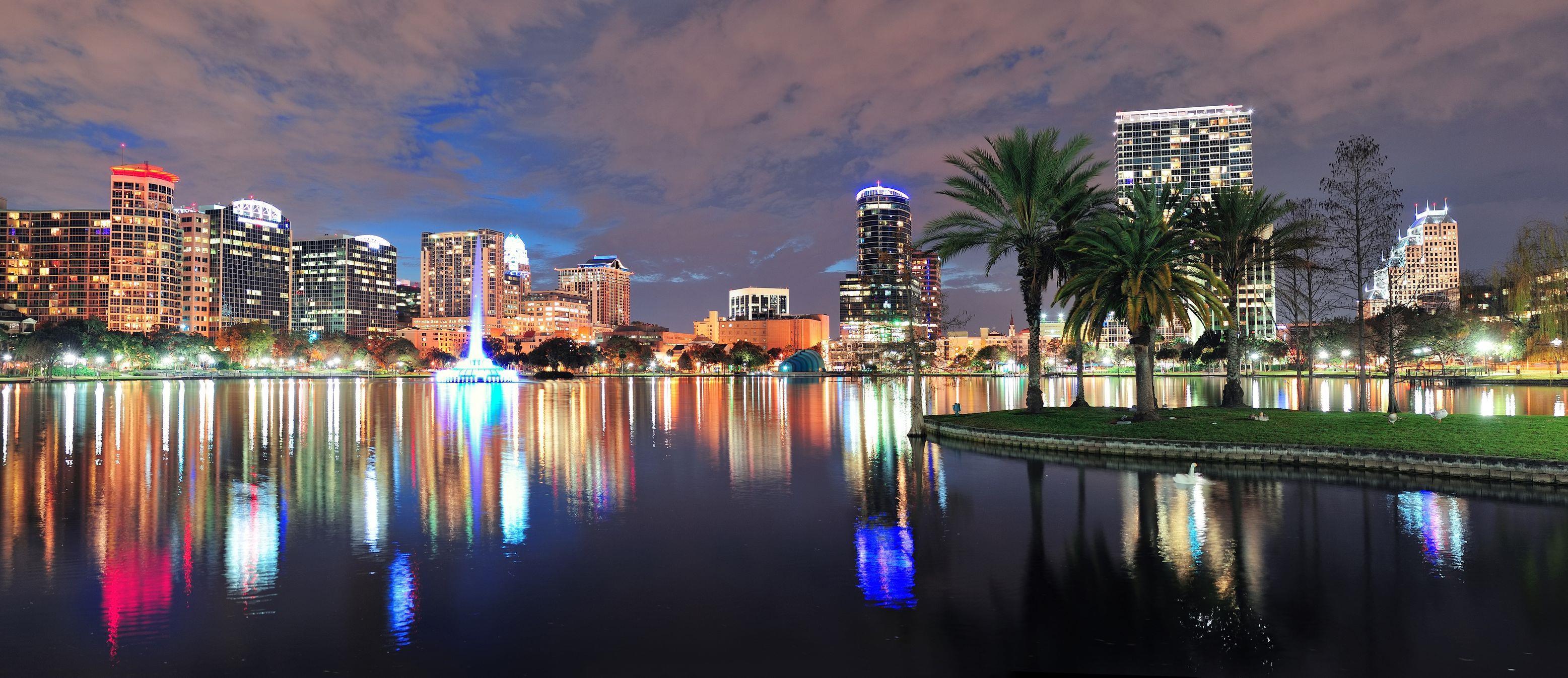 Driving holiday Florida Greater-Orlando