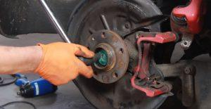 Project Gti: How To Replace Your Rear Wheel Bearing