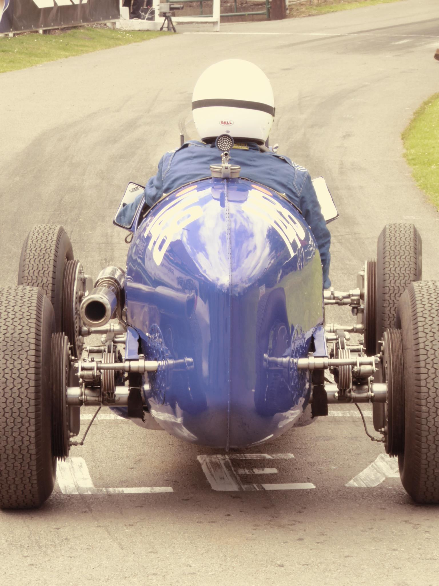 Shelsley Walsh Vintage Sports Car Club Meeting