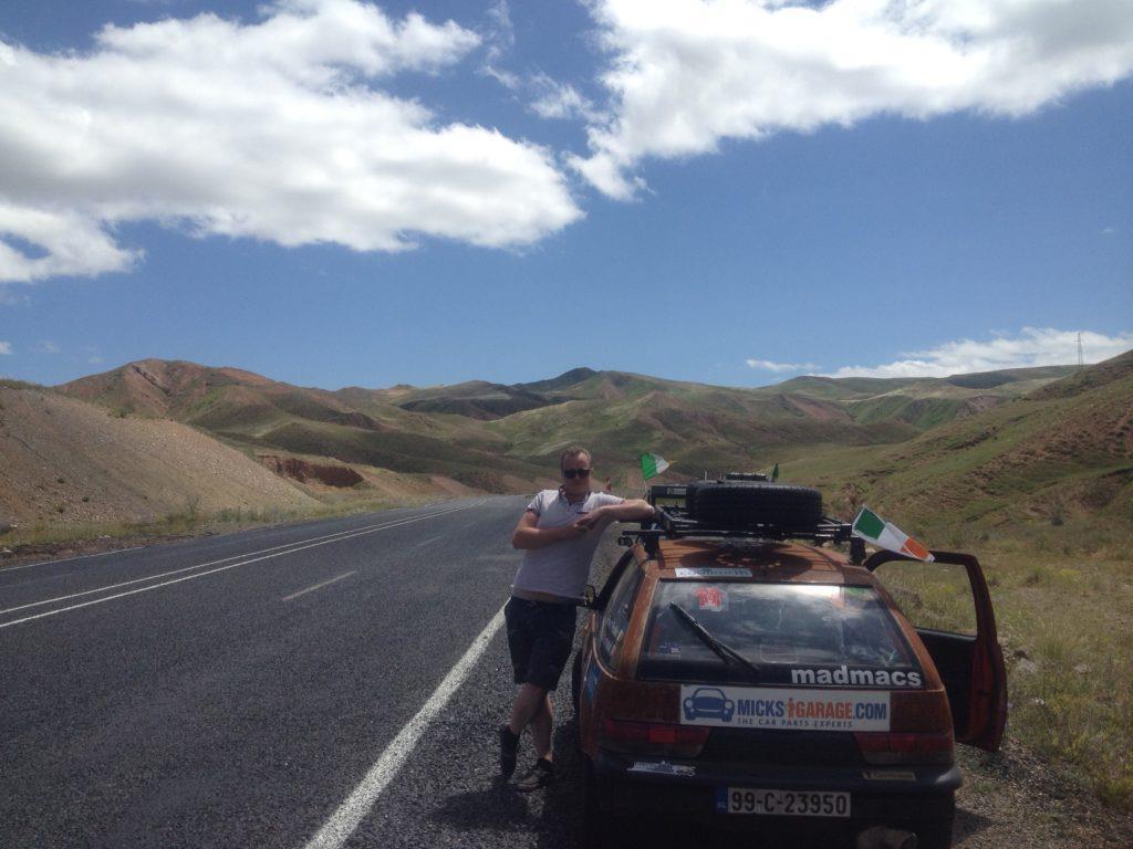 Team Mad Macs Mongol Rally