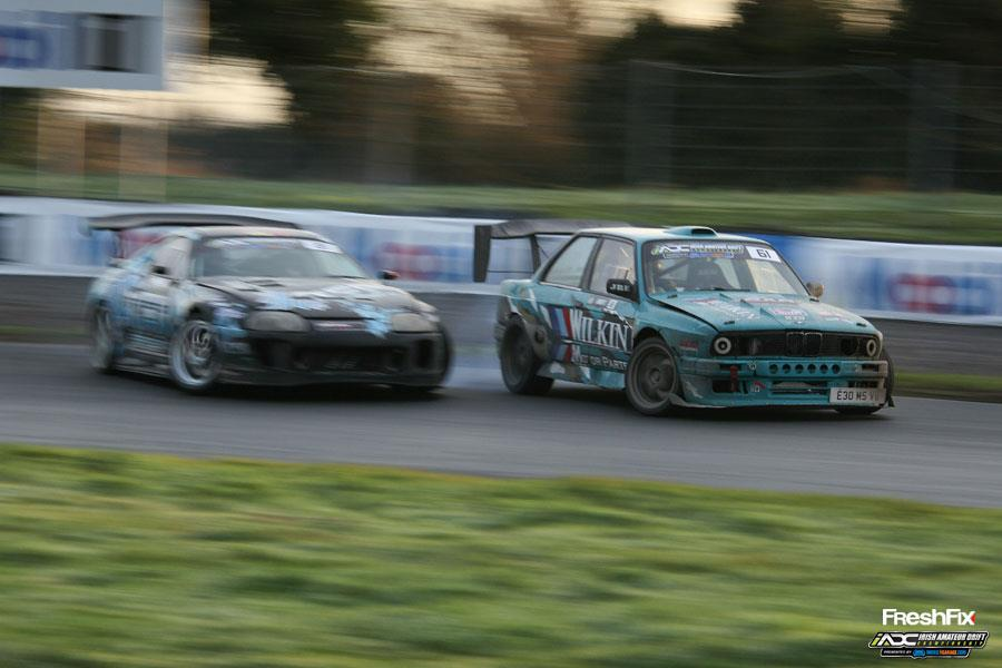 MicksGarage Irish Amateur Drift Championship: The Proving Ground