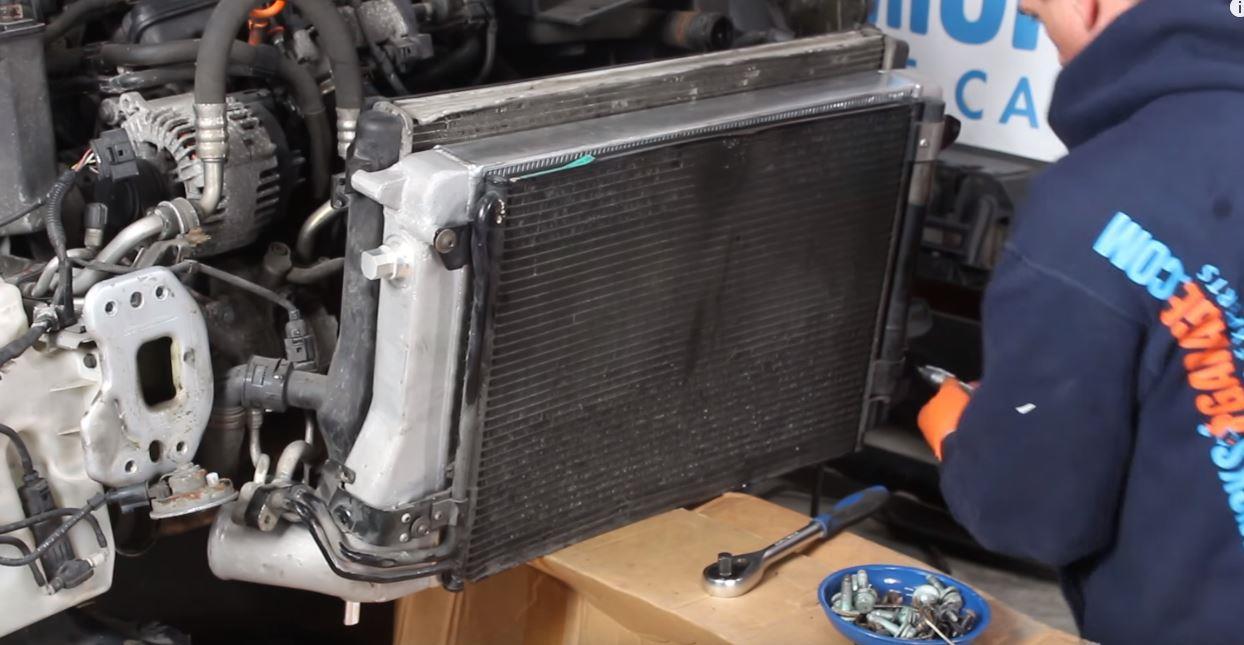 Project GTI: Intercooler Upgrade