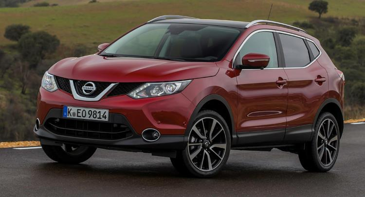 Top 5 Nissan Qashqai Alternatives