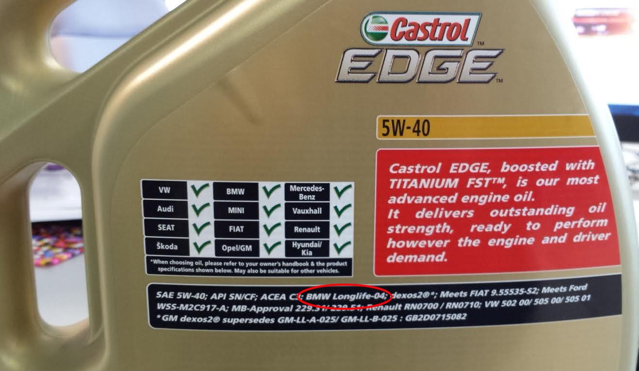 find the right engine oil
