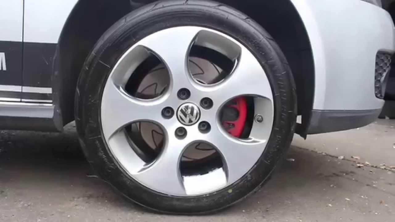 Project GTi: Alloy Wheel Repair