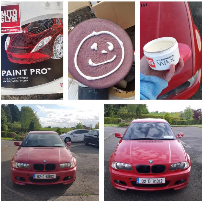 Car Detailing 101: Restoring damaged paintwork