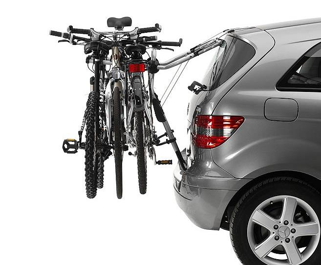 Triple Bike Car Boot Rack Carrier 3 Bicycle Cycle For Citroen DS3 2010-2015