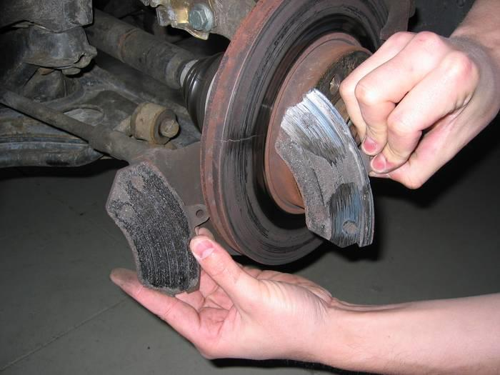 How to tell if your brakes are worn