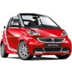 smart FORTWO cabrio shock absorbers