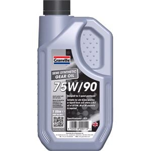 Engine Oils and Lubricants, EP 75W-90 Gear Oil - 1 Litre, Granville