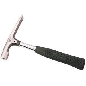 Brick and Lump Hammers, Draper Expert 00353 450G Bricklayers Hammers with Tubular Steel Shaft, Draper