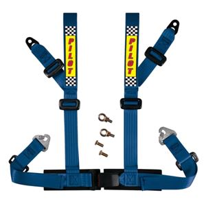 Safety Harnesses and Accessories, Sport safety belt - E2 - Blue, Pilot