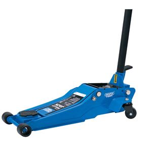Trolley Jacks, Draper Expert 01105 Professional Garage Trolley Jack (2 tonne), Draper