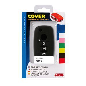 Car Key Covers, Car Key Cover - Fiat (Key type 4), Lampa
