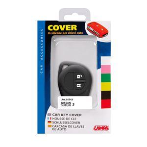Car Key Covers, Car Key Cover - Nissan, Suzuki (Key type 3), Lampa
