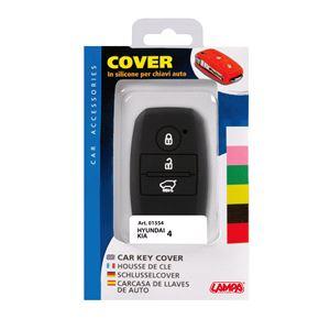 Car Key Covers, Car Key Cover - Hyundai, Kia (Key type 4), Lampa