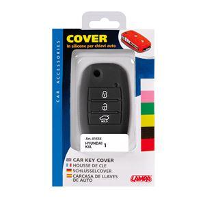 Car Key Covers, Car Key Cover - Hyundai, Kia (Key type 1), Lampa