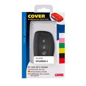 Car Key Covers, Car Key Cover - Hyundai (Key type 2), Lampa