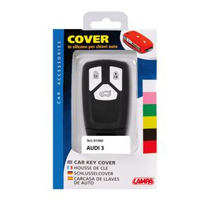 Car Key Covers, Car Key Cover - Audi (Key type 3), Lampa