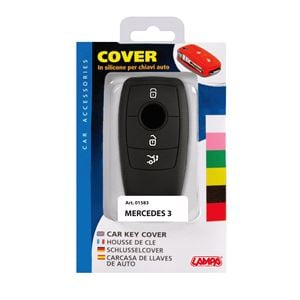 Car Key Covers, Car Key Cover - Mercedes (Key type 3), Lampa