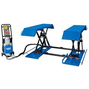 Vehicle Lifts, Draper 01807 Hydraulic Mid Rise Scissor Lift 3000Kg   , Draper