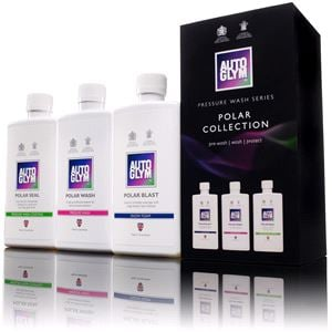 Car Care Kits, Autoglym Polar Collection - Blast, Seal & Wash 500ml , Autoglym