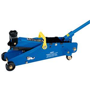 Trolley Jacks, Draper 02093 Safety Lock Trolley Jack 2 tonne   , Draper