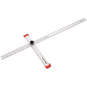 Drywall Tools, Draper Expert 03078 1200mm Adjustable Drywall 'T' Square, Draper