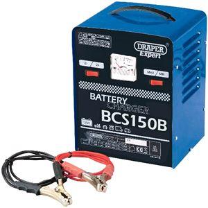 Battery Charger, Draper Expert Battery Charger 05582, Draper