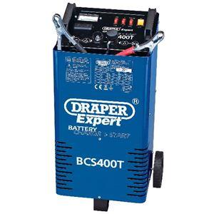 Battery Charger, Draper Expert Battery Charger 07263, Draper