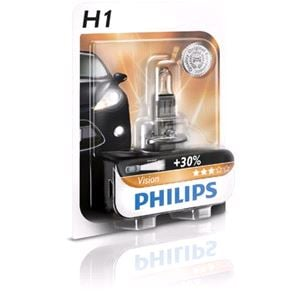 Bulbs - by Vehicle Model, H1 Main Beam Headlight for Ssangyong Rexton Suv 2003 Onwards, Philips